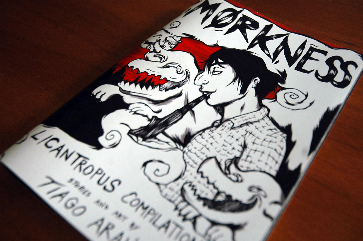 Morkness - Licantropus Anthology